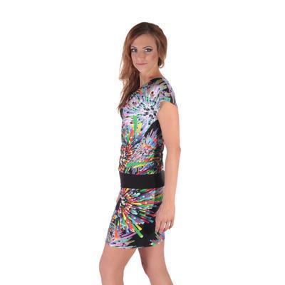 Zářivé letní šaty Paprsek - 3
