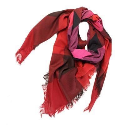 Čtvercový šátek Klaudie - 3