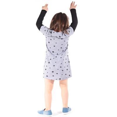 Dívčí bavlněné šaty Riky - 3