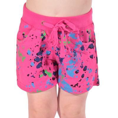 Dětské moderní kraťasy Liza růžové - 3