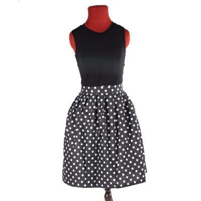 Zavinovací dámská retro sukně Magda - 3