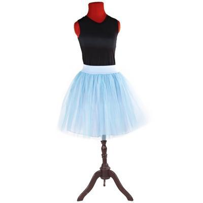 Tutu dámská sukně Šárka modrá - 3