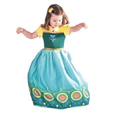 Karnevalový kostým princezna Anna - 3