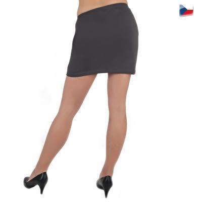 Šedá sukně Ashle - 4