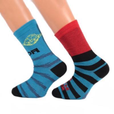 Klasické chlapecké ponožky Star Wars P4b CR - 4