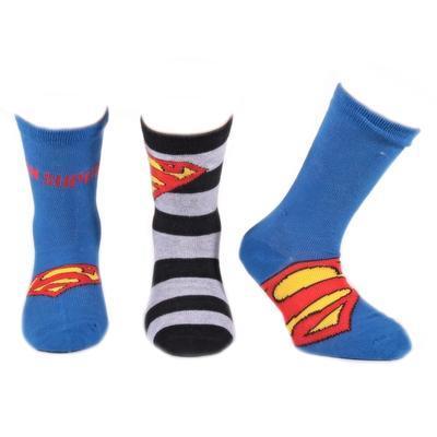 Klasické klučičí ponožky Superman P5c - 4