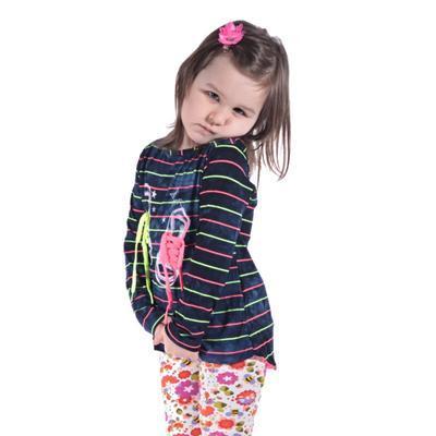 Dětské tričko dlouhý rukáv Shoes - 4