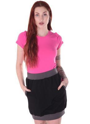 Růžové tričko s krátkým rukávem Paula - 4