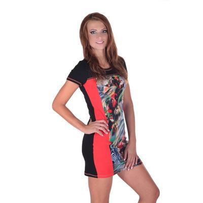 Pestré letní šaty Enya - 4