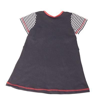 Dívčí šaty krátký rukáv Lucie - 4