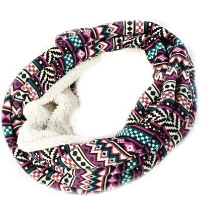 Zimní šátek Barbara G4 - 4