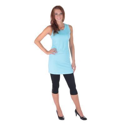 Letní šaty Pandora světle modré - 4