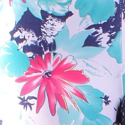Alma leginy s květinovým vzorem - 4