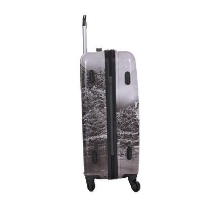 Cestovní kufr ABS England - velký - 4