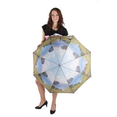 Atraktivní dámský deštník Nikol - 4