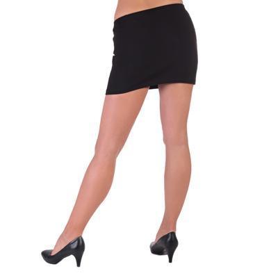 Dámská černá mini sukně Siera - 4