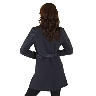Softshellový modrý kabát Valery - 4