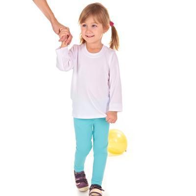 Dětské legíny Cruso světle modré od 98-116 - 4