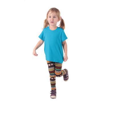 Tričko krátký rukáv Laura tmavě modré od 122-146 - 4