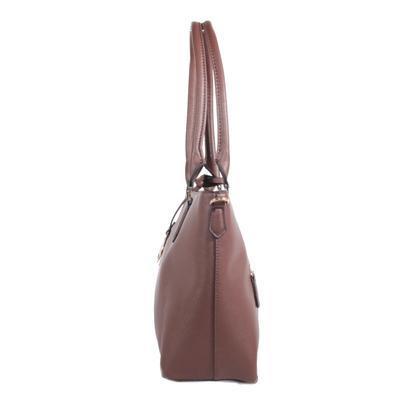 Luxusní hnědá kabelka Sam H - 4