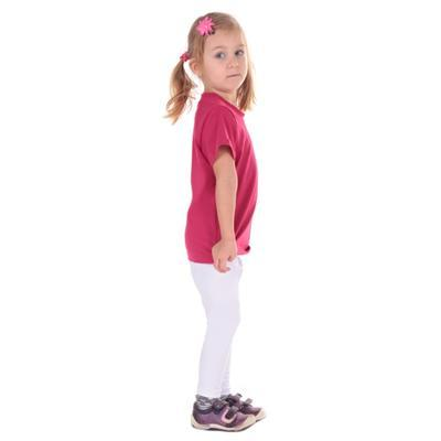 Bílé dětské legíny Cruso od 98-116 - 4