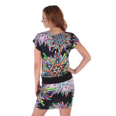 Zářivé letní šaty Paprsek - 4