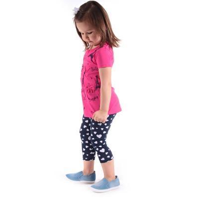 Dětský komplet tričko a legíny Andy - 4