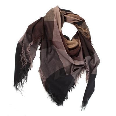 Čtvercový šátek Klaudie - 4