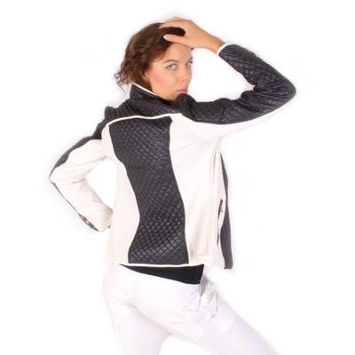 Trendy bunda do pasu Klaudie - 4