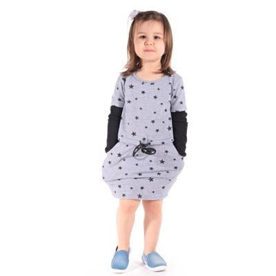 Dívčí bavlněné šaty Riky - 4