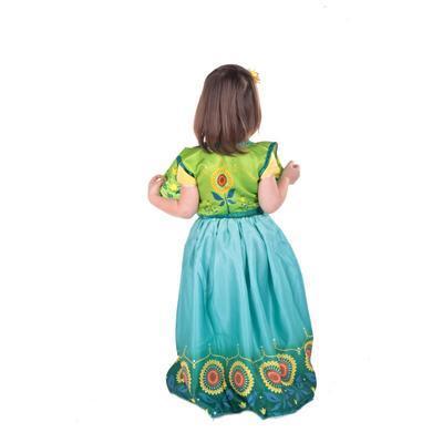 Karnevalový kostým princezna Anna - 4