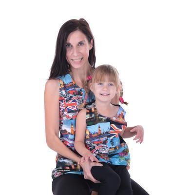 Dětské tílko s potiskem Luciano - 110, 110 - 5