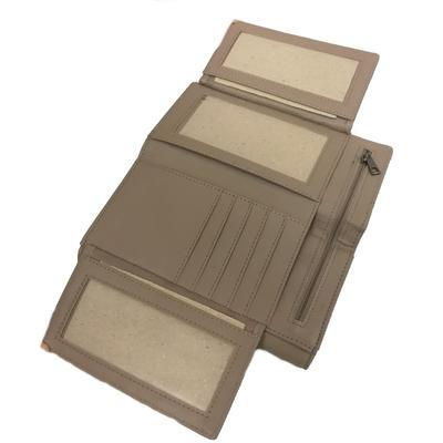 Hnědá stylová dámská peněženka Laire - 5