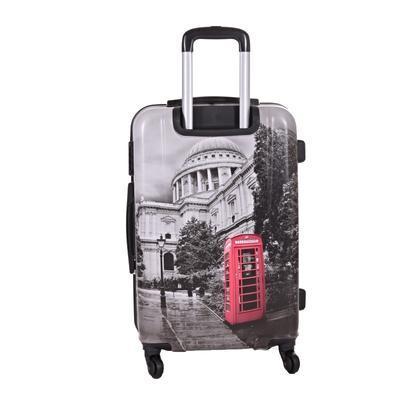 Cestovní kufr ABS England - velký - 5