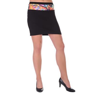 Dámská mini sukně Grafity - 5