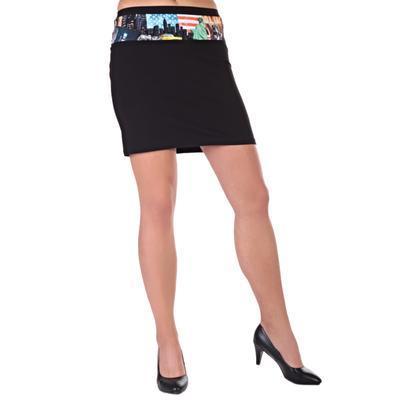 Dámská mini sukně London - 5