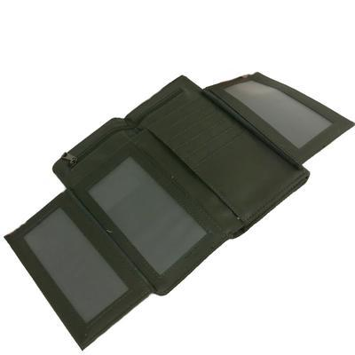 Zelená stylová dámská peněženka Valentino - 5
