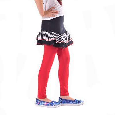 Dětská sukně Terka s volány - 5