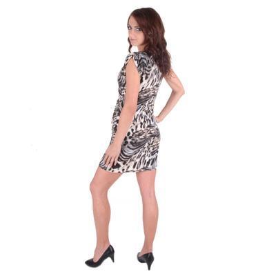 Letní šaty se zvířecím motivem Smaily  - 5