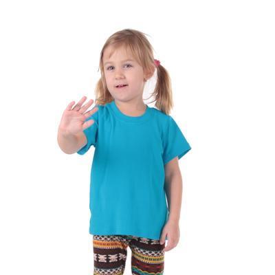 Tričko krátký rukáv Laura tmavě modré od 122-146 - 5