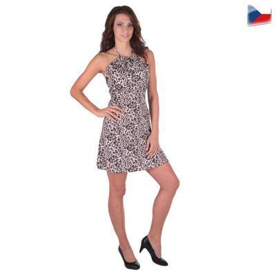 Letní šaty  Emma se zvířecím motivem - 5