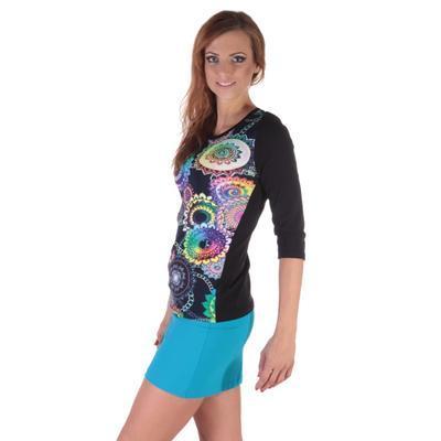 Luxusní dámské tričko Dorin - 5