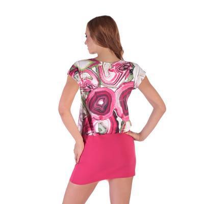 Luxusní dámské letní šaty Pieree - 5
