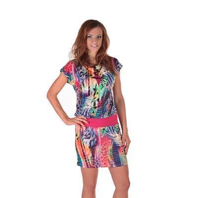 Romantické letní šaty Tiara - 5