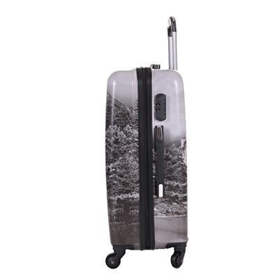 Cestovní kufr ABS England - velký - 6