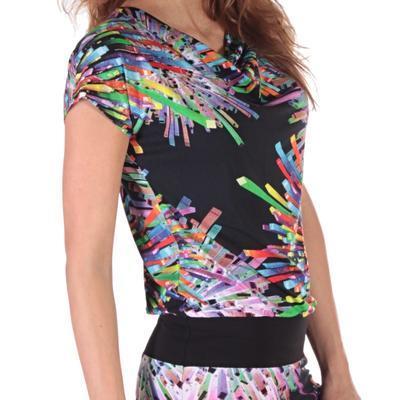 Zářivé letní šaty Paprsek - 6