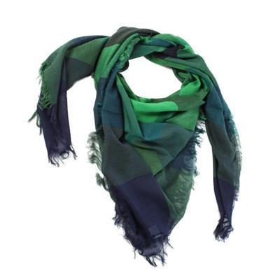 Čtvercový šátek Klaudie - 6