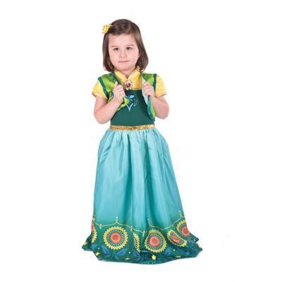 Karnevalový kostým princezna Anna - 6