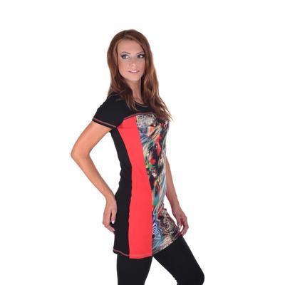 Pestré letní šaty Enya - 7