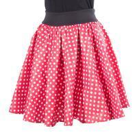 Kolové sukně jsou ženské, elegantní a nádherné